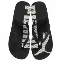Puma Джапанки Epic V2 Flip Flops Black/White Мъжки сандали и джапанки