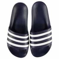 Adidas Дамски Чехли Adilette Ladies Sliders Blue/Wht/Blue Дамски сандали и джапанки