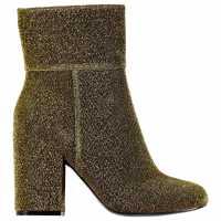 Steve Madden Боти Goldee Ankle Boots Gold Дамски ботуши