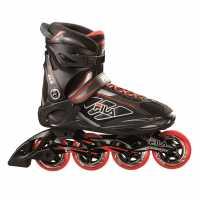 Fila Primoal84 Inskt Sn73 Black/Red Мъжки ролкови кънки