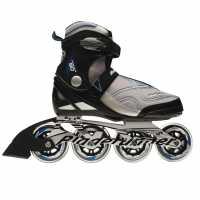 Rollerblade Formula90 Sn83 Black/Blue Мъжки ролкови кънки