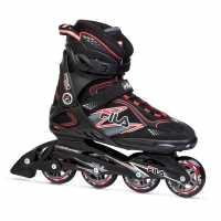 Fila Мъжки Ролери Primo Competition Mens Inline Skates Black/Red Мъжки ролкови кънки