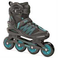 Roces Дамски Ролери Argon Inline Skates Ladies Black/Blue Дамски ролкови кънки