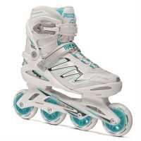 Roces Дамски Ролери Art Zyx Inline Skates Ladies White/Blue Дамски ролкови кънки