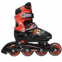 Roces Детски Ролери Compy 6 Junior Inline Skates Black/Red Детски ролкови кънки
