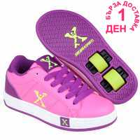Sidewalk Sport Sport Lane Girls Pink Маратонки с колелца
