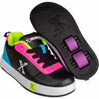 Sidewalk Sport Sport Lane Girls Black/Pink Маратонки с колелца