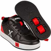 Sidewalk Sport Street Childrens Black/Red Маратонки с колелца