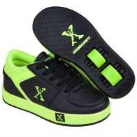 Sidewalk Sport Street Childrens Black/Green Детски маратонки