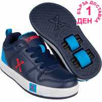Sidewalk Sport Street Childrens Black/Blue Маратонки с колелца