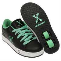 Sidewalk Sport Street Junior Black/Green Детски маратонки