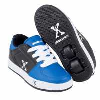 Sidewalk Sport Street Junior Black/Blue Маратонки с колелца