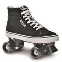 Roces Мъжки Ролкови Кънки Ollie Quad Skates Mens Black/White Мъжки ролкови кънки