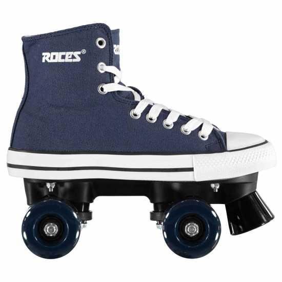 Roces Детски Ролкови Кънки Chuck Quad Skates Child Boys Navy Детски ролкови кънки