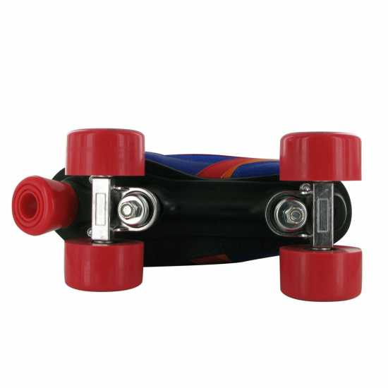 No Fear Детски Ретро Ролкови Кънки Retro Quad Skates Childrens Blue/Red Детски ролкови кънки