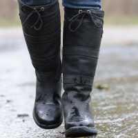 Dublin Непромокаеми Ботуши River Boots Black Мъжки боти и ботуши