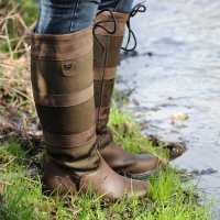 Dublin Непромокаеми Ботуши River Boots Chocolate Мъжки боти и ботуши