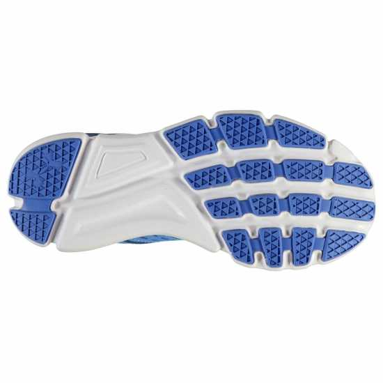 Under Armour Дамски Обувки За Бягане Micro G Speed Swift Running Shoes Ladies Blue/White Дамски маратонки
