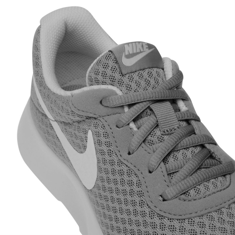 ... sweden nike tanjun trainers ladies grey white d3a7c 83fd3 ... 4883ced66