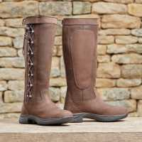 Dublin Pinnacle Boots Ii Chocolate Дамски ботуши