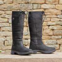 Dublin Непромокаеми Ботуши River Boots Iii Black Дамски ботуши