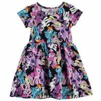 Character Рокля Жарсе Jersey Dress Infants My Little Pony Детски поли и рокли