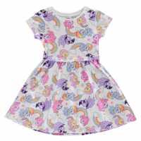 Character Рокля За Момиченца Jersey Dress Infant Girls My Little Pony Детски поли и рокли