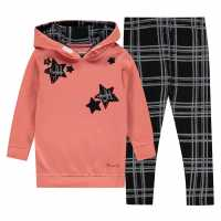 Soulcal Fleece Dress Legging Set Infant Girls  Детски поли и рокли
