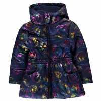 Character Подплатено Палто Дечица Padded Coat Infant Girls My Little Pony2 Детски якета и палта