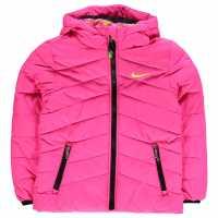 Nike Подплатено Детско Яке Момичета Padded Jacket Infant Girls Hyper Pink Детски якета и палта