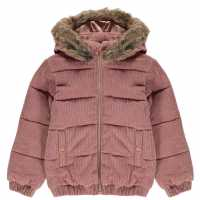 Firetrap Яке Момичета Linea Corduroy Jacket Junior Girls  Детски якета и палта