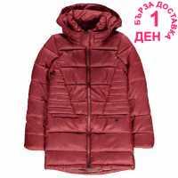 Oneill Яке Момичета Lg Control Jacket Girls Pink Мъжки якета и палта
