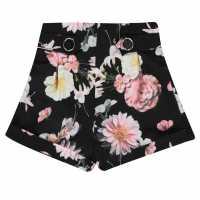 Firetrap Детски Шорти За Момиче Crepe Shorts Infant Girls  Детски къси панталони