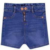 Firetrap Детски Шорти За Момиче Denim Shorts Infant Girls  Детски къси панталони