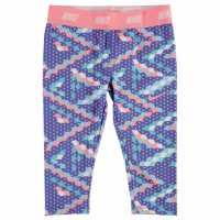 Nike Dri Fit Essential Pants Infant Girls Comet Blue Бебешки дрехи
