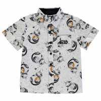 Character Short Sleeve Shirt Infants Star Wars Детски ризи