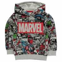 Character Oth Hoodie Infant Boys Avengers Детски суитчъри и блузи с качулки