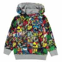 Character Oth Hood Infant Boys Avengers Детски суитчъри и блузи с качулки