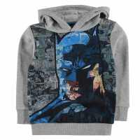 Character Oth Hood Infant Boys Batman Детски суитчъри и блузи с качулки