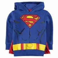 Character Oth Hood Infant Boys Superman Детски суитчъри и блузи с качулки