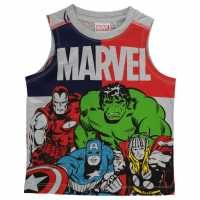 Character Потник Малки Момчета Vest Infant Boys Avengers Детски потници