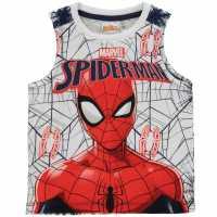 Character Потник Малки Момчета Vest Infant Boys Spiderman Детски потници