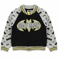 Character Boy's Baseball Jacket Batman Детски полар