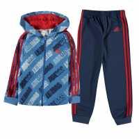 Adidas Hd Aop Jogging Set Infant Boys  Детски полар