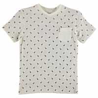 Ben Sherman Тениска Малко Момче 75J T Shirt Infant Boys White Детски тениски и фланелки