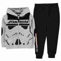 Character Jogging Set Infant Boys Star Wars Детски полар