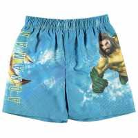 Character Плувни Шорти Момчета Board Shorts Infant Boys Aqua Man Плувни дрехи за момчета