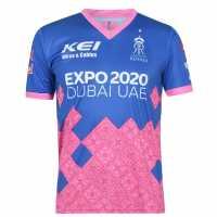 Team Rajasthan Royals Replica Match Shirt Seniors  Крикет