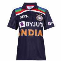 Mpl Sports India Odi Shirt 2021 Ladies  Дамски тениски и фланелки