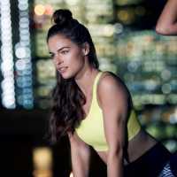 Sportfx Сутиен Fx Cross Back Bra Ladies Yellow Спортни сутиени